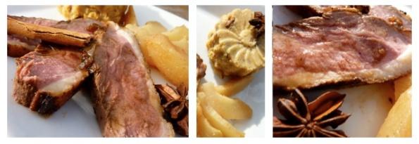 Magret de canard au miel et aux pices l 39 atelier de boljo - Cuisson magret de canard a la poele ...