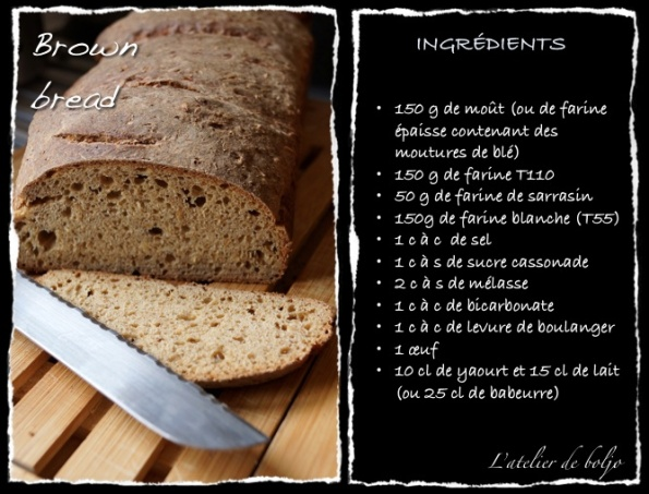 Brown Bread 2