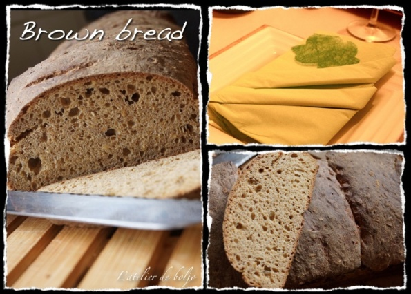 Brown Bread 3